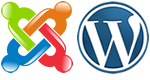 wordpress-joomla