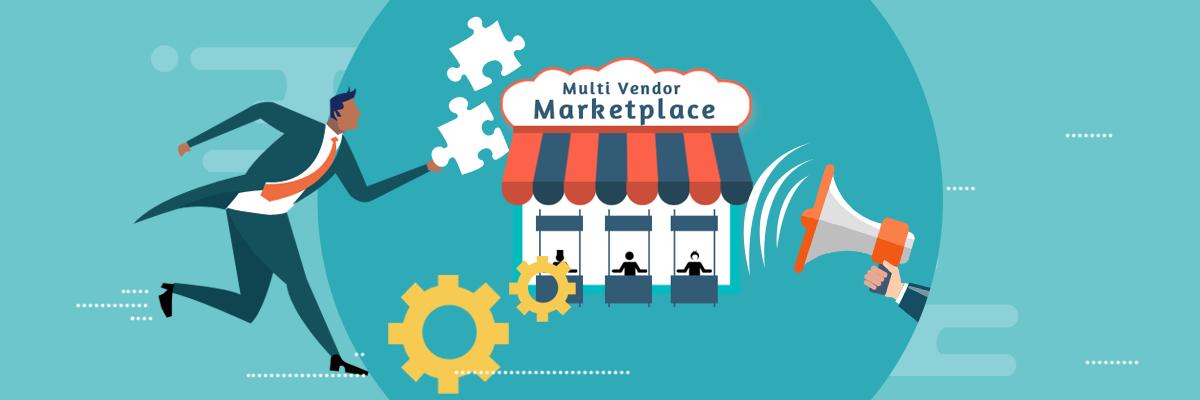 multi vendor for marketplaces