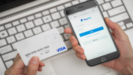 paypal and facebook integration